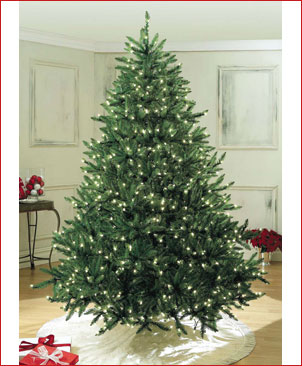 Christmas Tree World - PVC Artificial Tree Information
