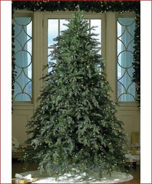 hunter christmas tree